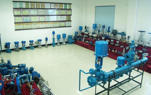 阀门主要应用于冶金行业的高炉煤气干法除尘与煤气