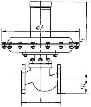 自力式氮封阀-ZZDQ