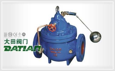 水力控制阀的工作特征