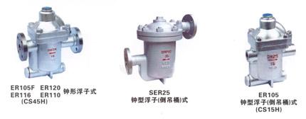 钟形浮子式疏水阀产品图片